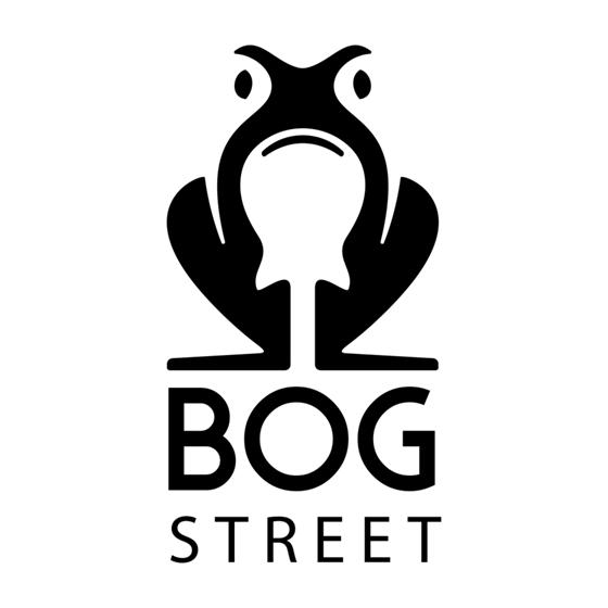 crowdspring case study - Bog Street logo design