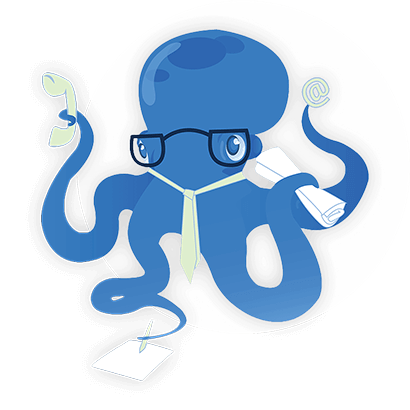 octopus illustration by lolalovesyou from crowdspring