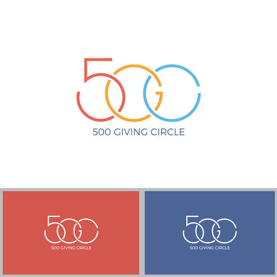 crowdspring Give Back program 500 Giving Circle
