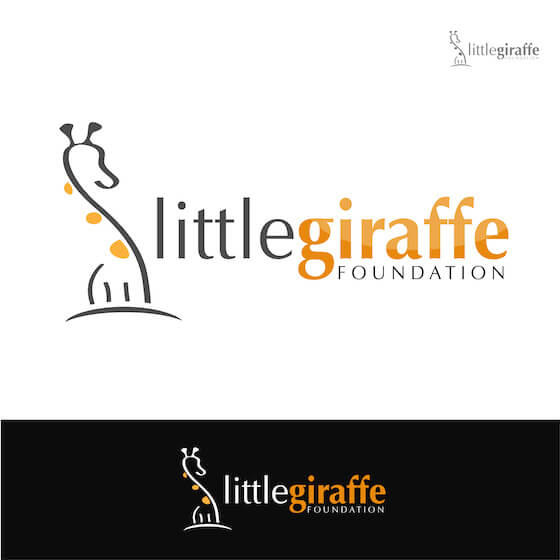 crowdspring Give Back program Little Giraffe Foundation