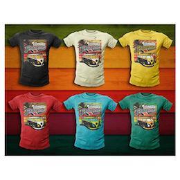 t-shirt design by apple_ART