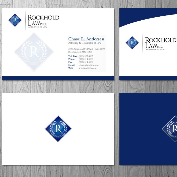 letterhead and stationery designed by sethcunanan