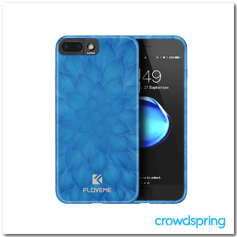 iPhone case graphics designed by UsBeingUs