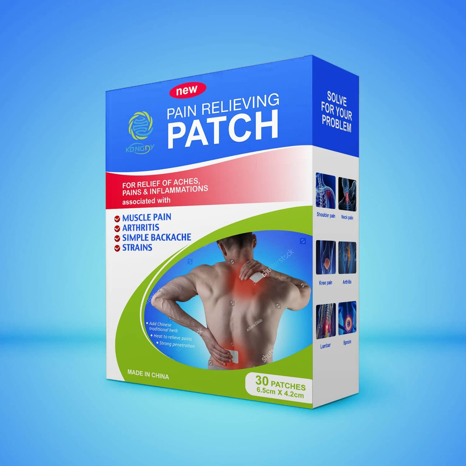 package graphics designed by trisant