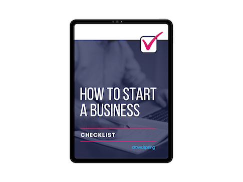 crowdspring free checklist for starting a business