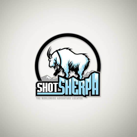 custom logo design by Dogwings