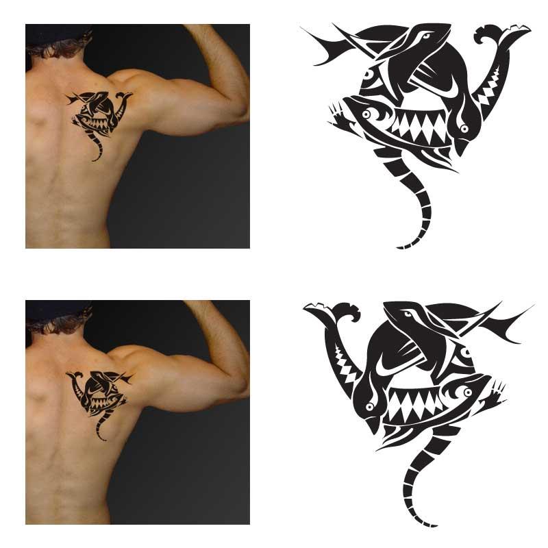 crowdspring tattoo design by jaimegrafick