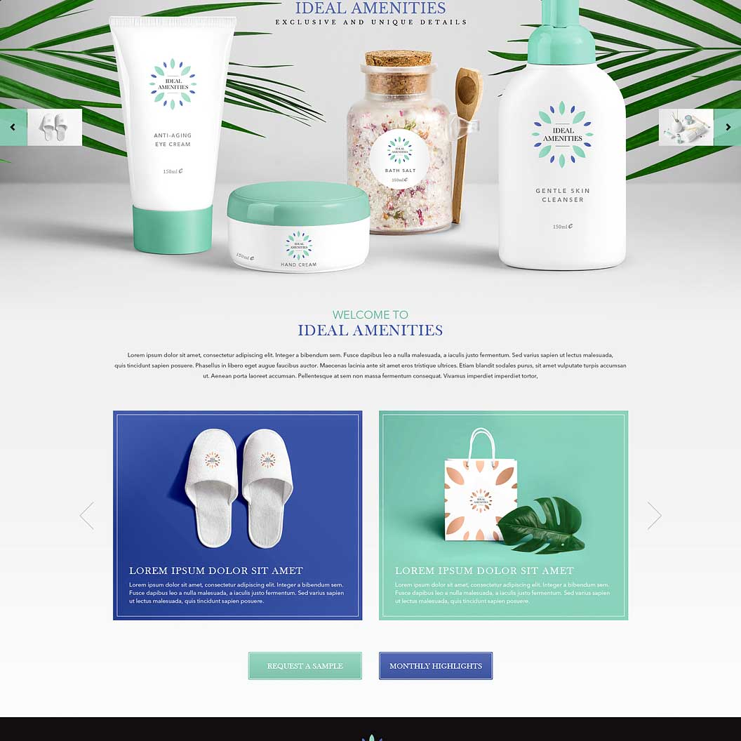 website designed by Newdesignideas