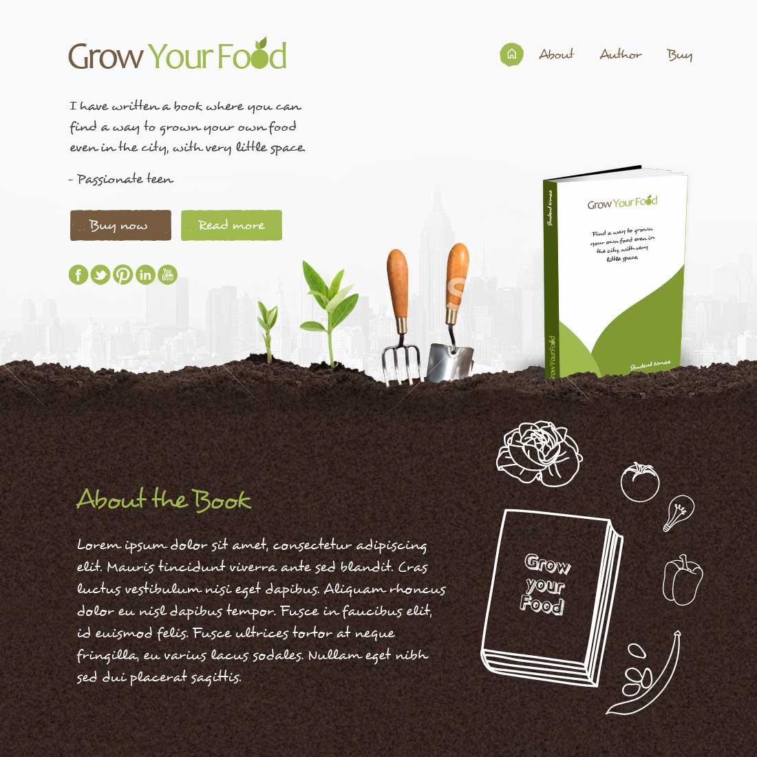 website designed by skyram