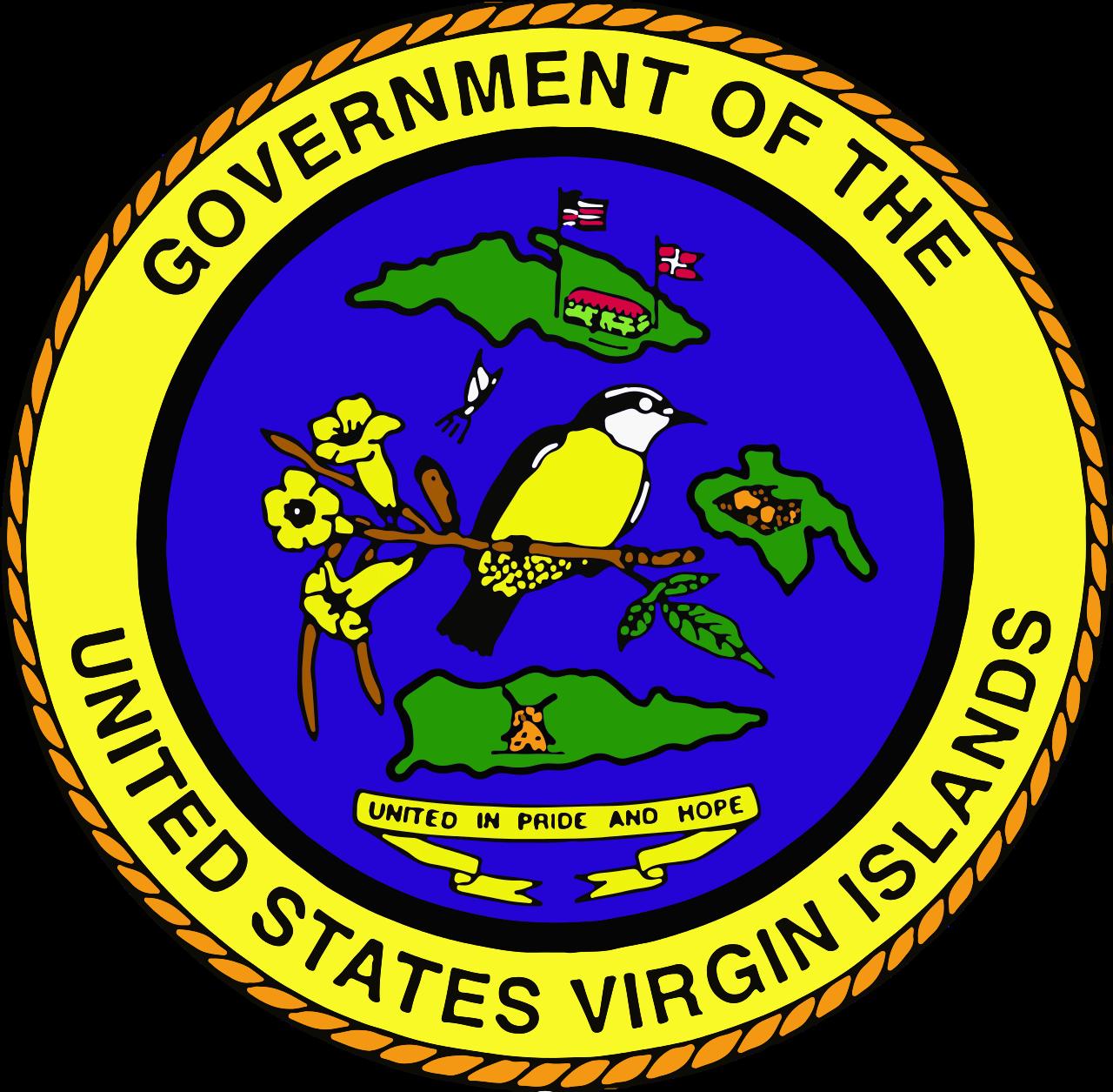 U.S. Virgin Islands seal