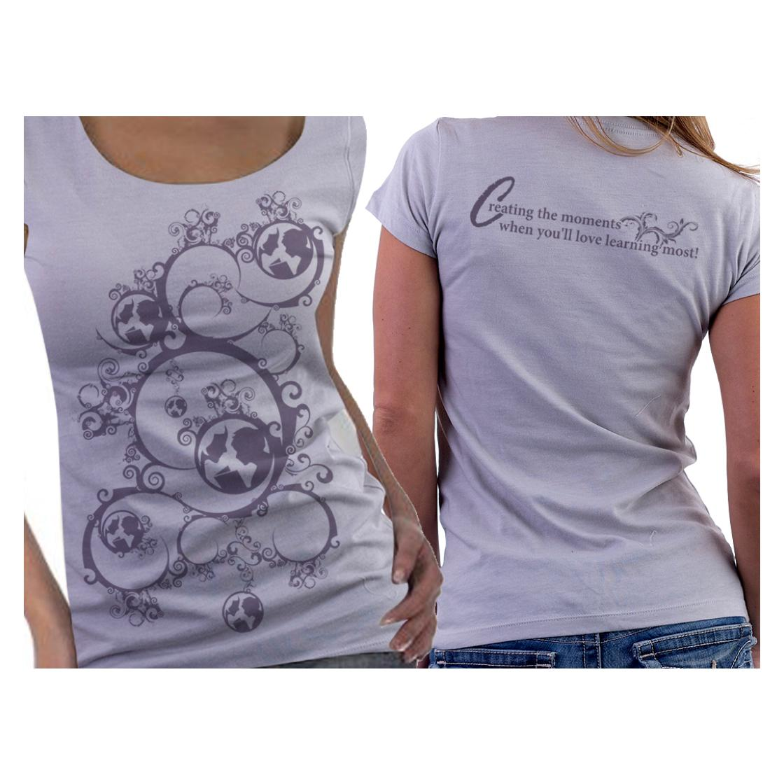 crowdspring t-shirt design by akosiaki